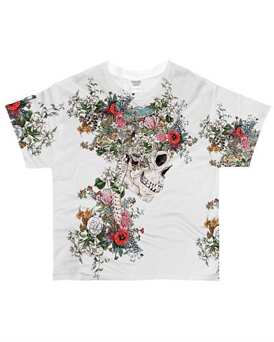 Skull Flowers QE25