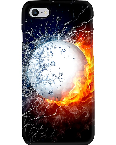 Water Fire Golf Phone Case CH03