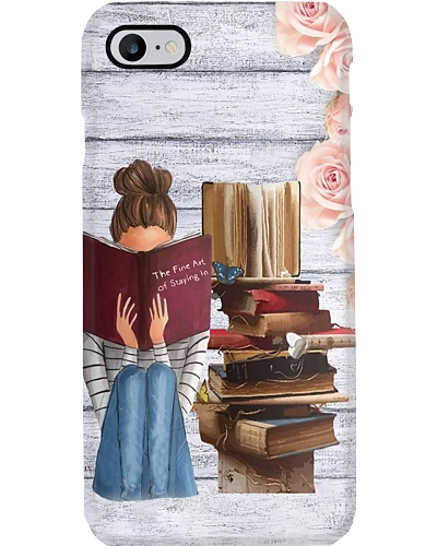Books Heals The Brain Phone Case YCA1