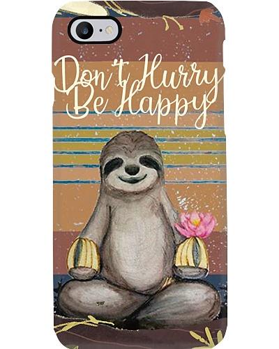 Be Happy Phone Case YCA1