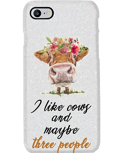 I like cow Phone Case YLP8
