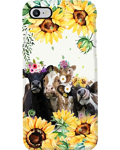 Lovely Heifers Phone Case YLD9