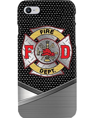 Firefighter Phone Case QE25