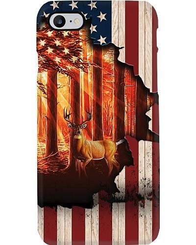 American Deer Phone Case YHT7