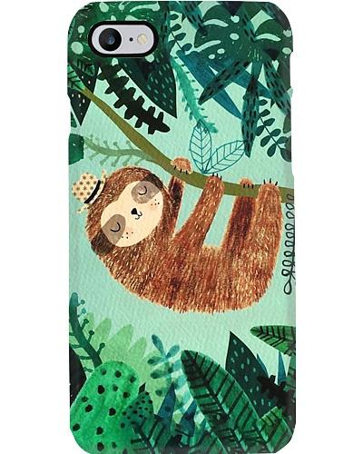 Cute Sloth Phone Case M09T9