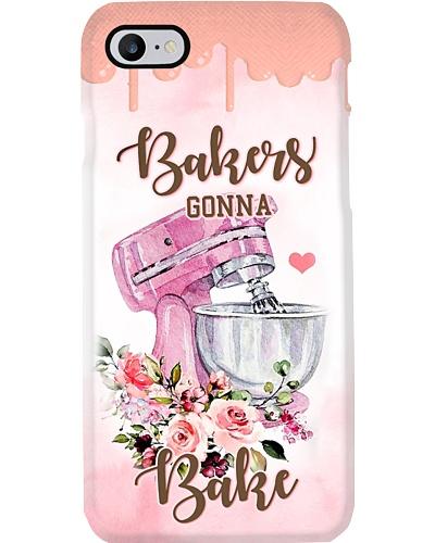 Baker Gonna Bake Phone Case QE25
