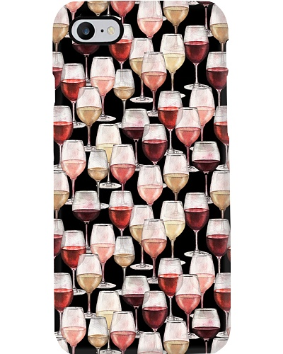 Rose Wine Phone Case YHN2