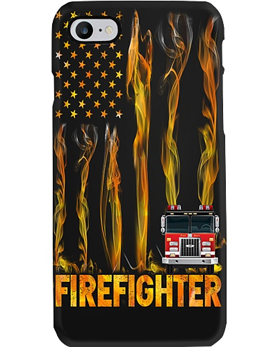 Firefighter Phone Case YHA1