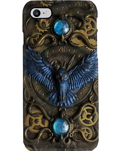 Blue Owl Phone Case YTA4