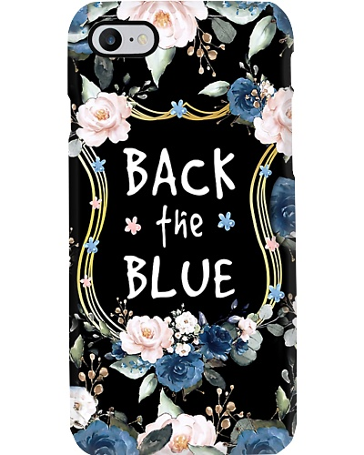 Back The Blue Phonecase Jn9