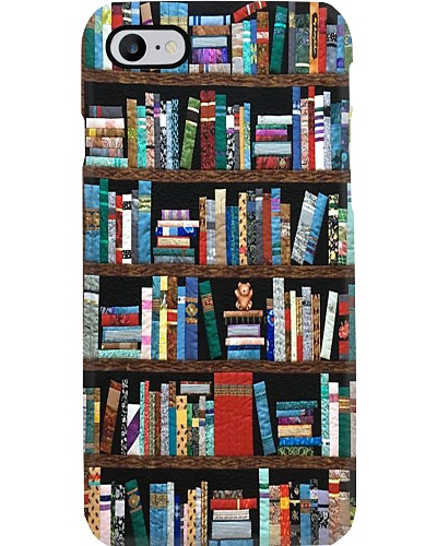 Bookcase In The Soul Phone Case YHA1
