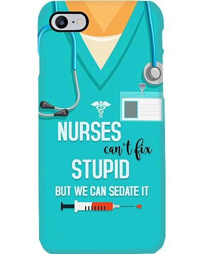 Nurses Can Sedate Stupid H22N8