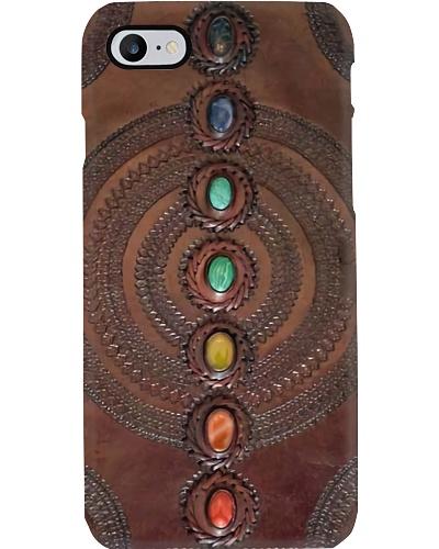 Chakra Stones Phone Case Q09T2
