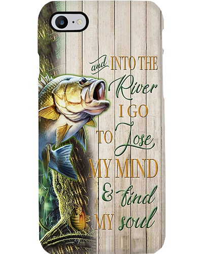 Into The River Phone Case YHN2