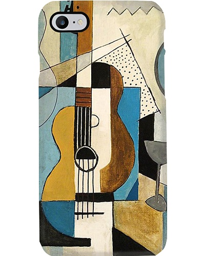 Guitar And Wine Phone Case N31D1