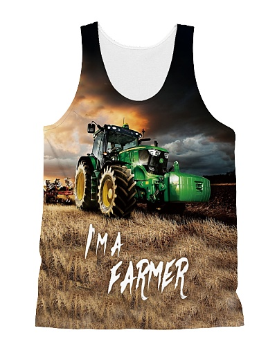 Tractor Tank Top QE25