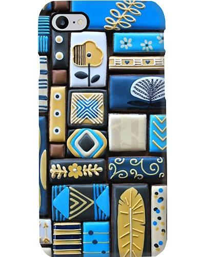 Beautiful Pattern Phone Case YHP1
