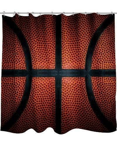 Basketball Shower Curtain LA99