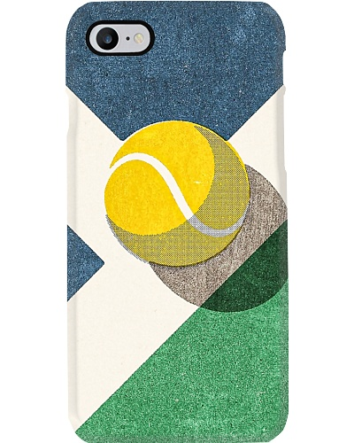Vintage Tennis Phone Case CH03