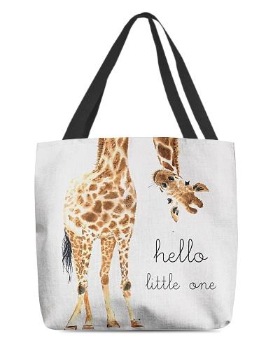 Giraffe Hello Little One H25P3