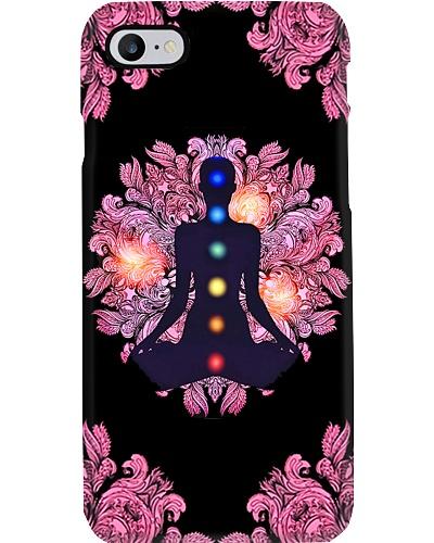 Yoga Charkas Phone Case QE25