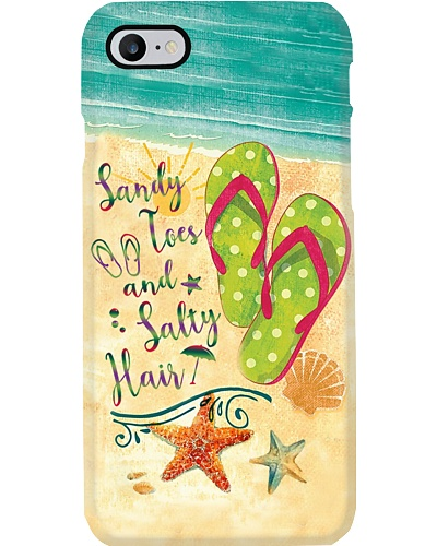 Sandy Toes And Salty Hair Phone Case YLT6