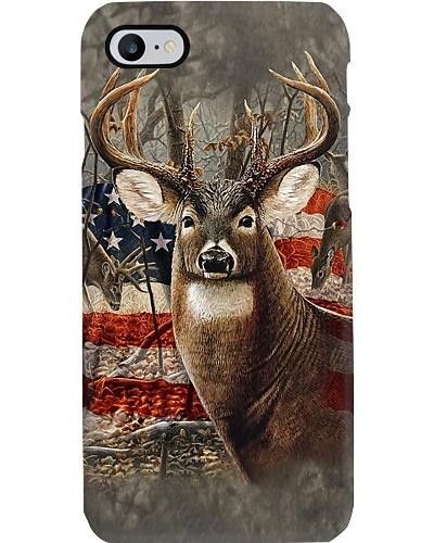 American Deer Phone Case NO96