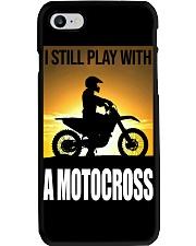 I STILL PLAY WITH MOTOCROSS Phone Case thumbnail