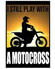 I STILL PLAY WITH MOTOCROSS 11x17 Poster thumbnail