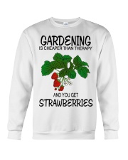LIMITED EDITION - STRAWBERRY Crewneck Sweatshirt thumbnail