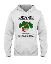 LIMITED EDITION - STRAWBERRY Hooded Sweatshirt thumbnail