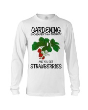LIMITED EDITION - STRAWBERRY Long Sleeve Tee thumbnail