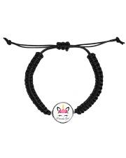 December-Girl Cord Circle Bracelet thumbnail