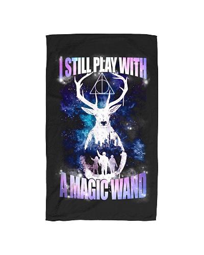 I STILL PLAY WITH A MAGIC WAND