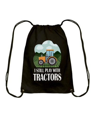 LIMITED EDITION - I STILL PLAY WITH TRACTORS