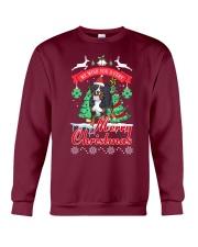 Bernese Mountain Dog Crewneck Sweatshirt front