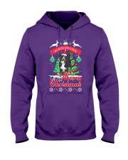 Bernese Mountain Dog Hooded Sweatshirt thumbnail