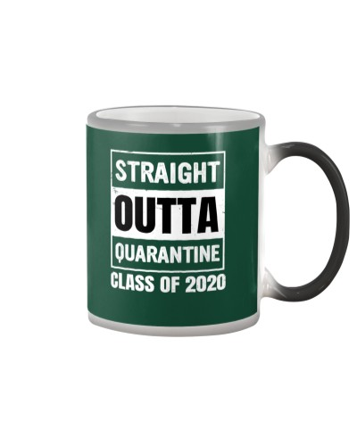 Straight Outta Quarantine Class Of 2020