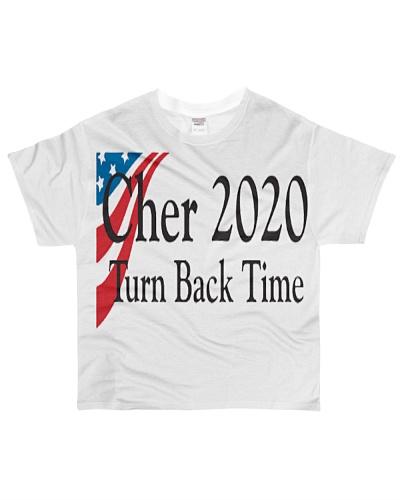 cher for President 2020 T-Shirt