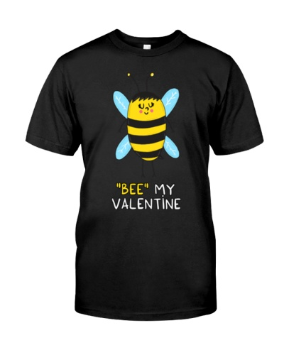 BEE MY VALENTINE - GIFT FOR LOVE