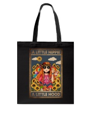 A LITTLE HIPPIE A LITTLE HOOD Tote Bag tile