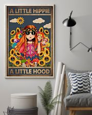 A LITTLE HIPPIE A LITTLE HOOD 11x17 Poster lifestyle-poster-1