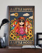 A LITTLE HIPPIE A LITTLE HOOD 11x17 Poster lifestyle-poster-2
