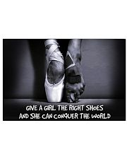 GIVES A GIRL THE RIGHT SHOES 17x11 Poster front