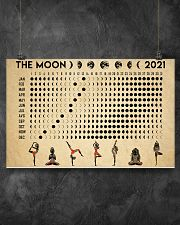 THE MOON 2021 17x11 Poster poster-landscape-17x11-lifestyle-12
