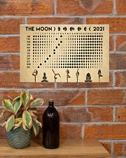 THE MOON 2021 17x11 Poster poster-landscape-17x11-lifestyle-23