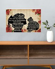 YOU ARE NOT JUST A CAT 24x16 Poster poster-landscape-24x16-lifestyle-25