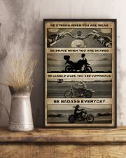 BE STRONG WHEN YOU ARE WEAK 11x17 Poster lifestyle-poster-3