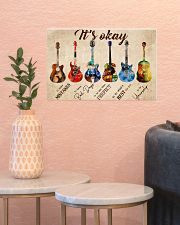 IT'S OKAY 17x11 Poster poster-landscape-17x11-lifestyle-21
