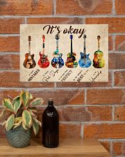 IT'S OKAY 17x11 Poster poster-landscape-17x11-lifestyle-23